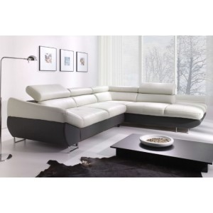 Fabio Premium Italian Leather Sectional