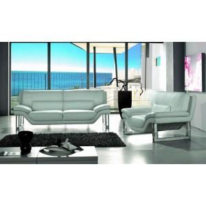 New York - Modern 3 PC Sofa Set