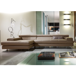 Avenue sectional by Gamma Arredamenti