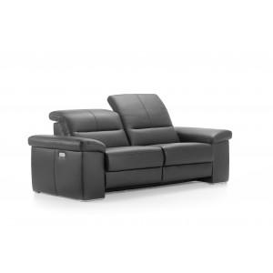 Leto Leather Sofa | Rom | Made in Belgium