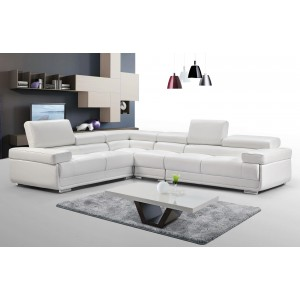 2119 leather Sectional | ESF