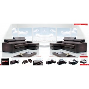 Lucas Sectional By ESF