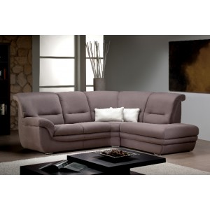 Mali Leather Sectional | Rom | Made in Belgium
