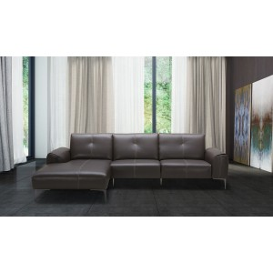 Metro Premium Leather Sectional | J&M