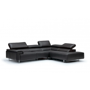 Ming Premium Leather sectional  by IDP Italia