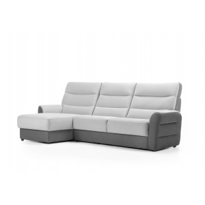 Montfort I Leather Sectional | Rom | Made in Belgium