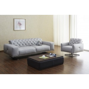 Othello Premium Leather Sofa