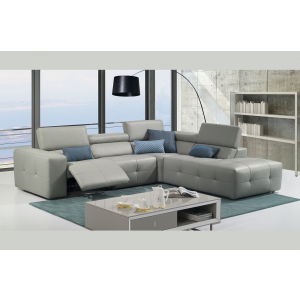 S300 Premium Leather Sectional