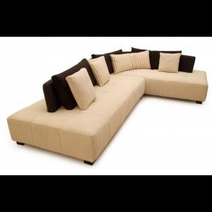 Almira Premium Italian Fabric Sectional