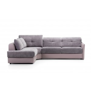Sirius Leather Sectional | Rom | Made in Belgium
