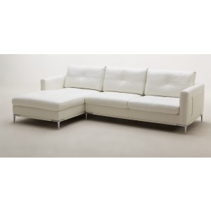 Slim Sectional