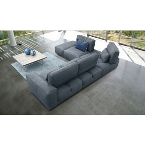 Soho Sectional by Gamma International, Italy