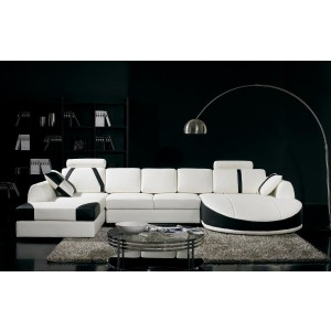 T57B Ultra modern sectional sofa