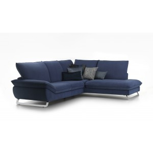 Trinidad Leather Sectional | Rom | Made in Belgium