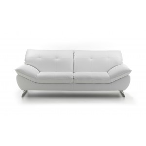 Trinidad Leather Sofa | Rom | Made in Belgium