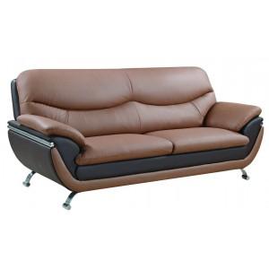 2106 Modern Leather sofa by Global USA
