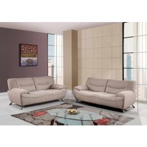 7532 Modern Fabric Sofa By Global USA