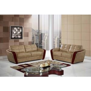 206 Modern Leather Sofa By Global USA