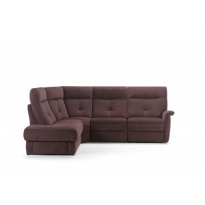 Versailles Leather Sectional | Rom | Made in Belgium