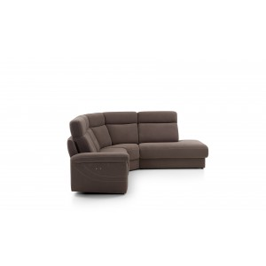Vincennes Leather Sectional | Rom | Made in Belgium