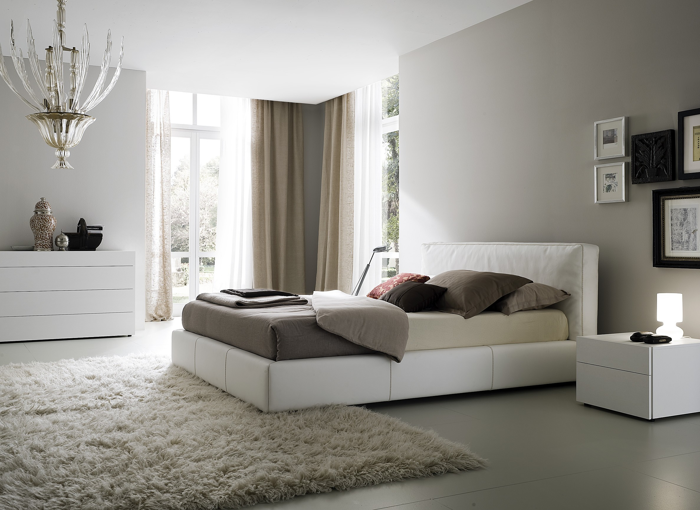 Touch White By Rossetto from NOVA interiors
