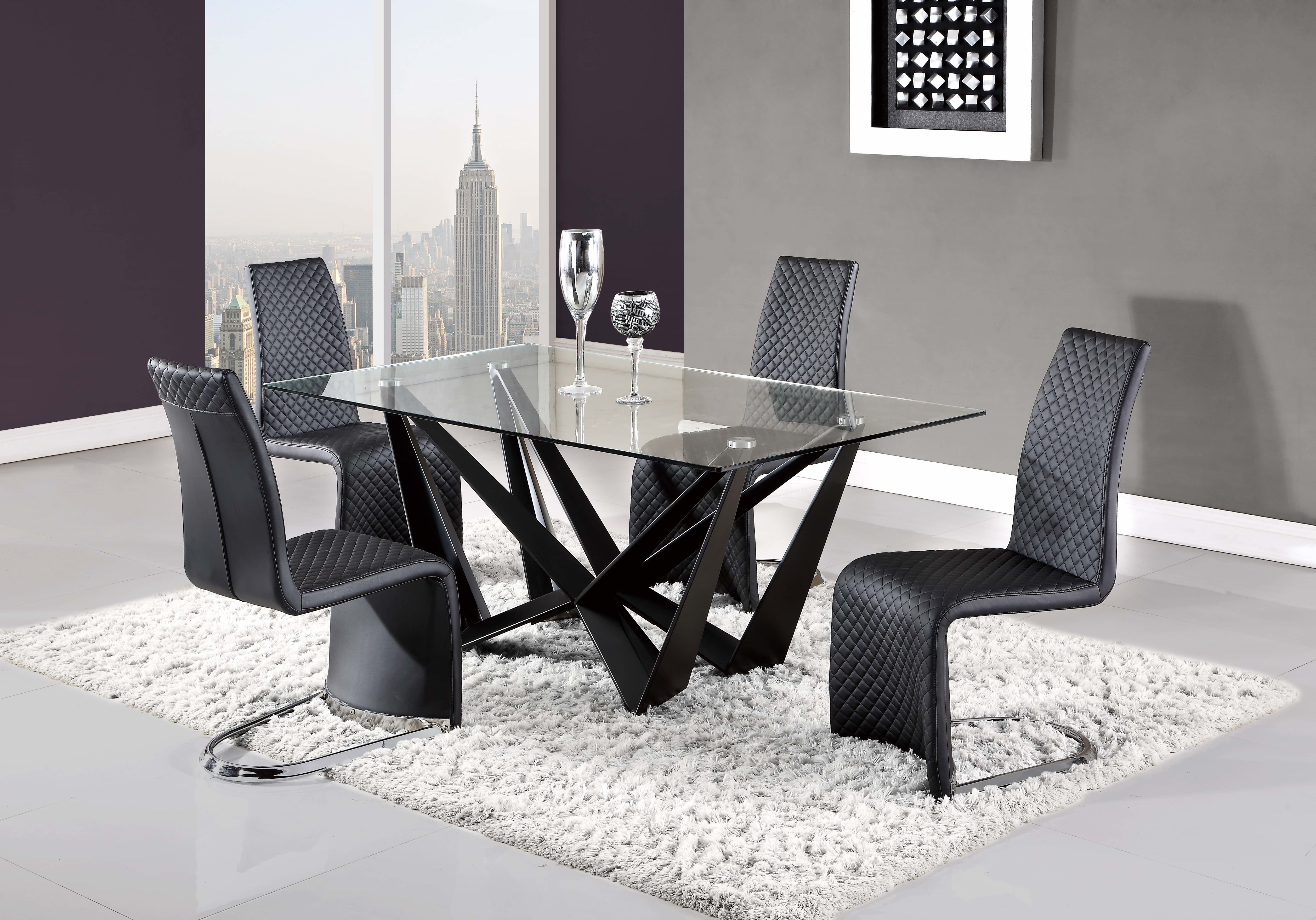 2003 Dining Table Set By Gl Buy From Nova Interiors