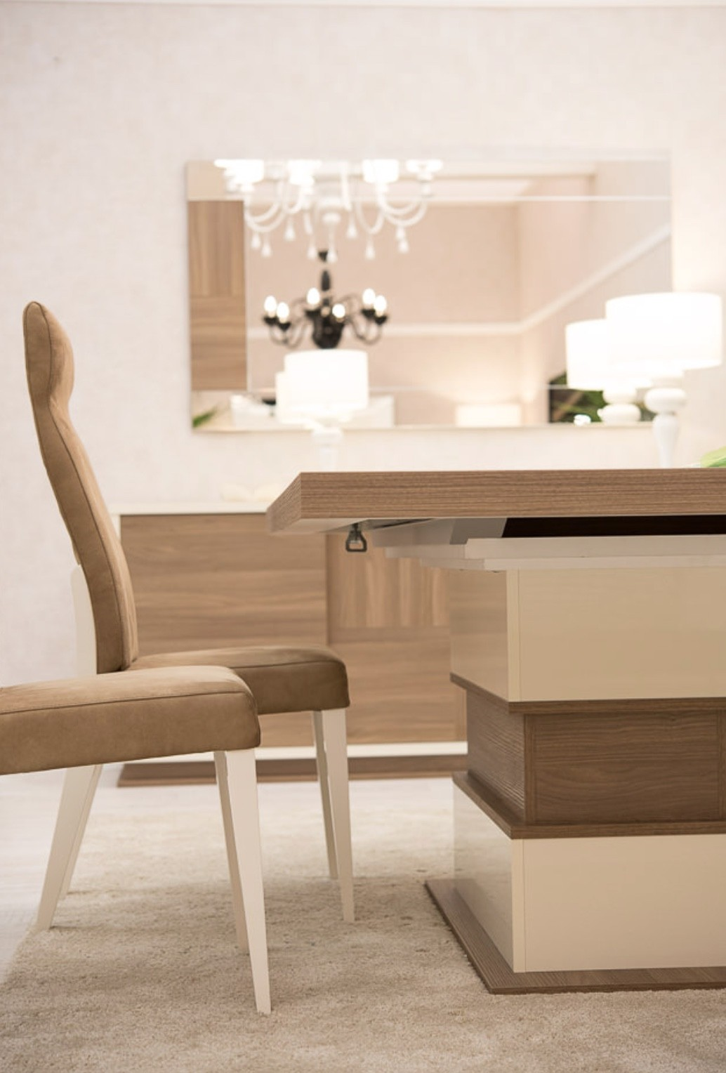 Evolution Dining Room Set By Esf Made In Italy Buy From