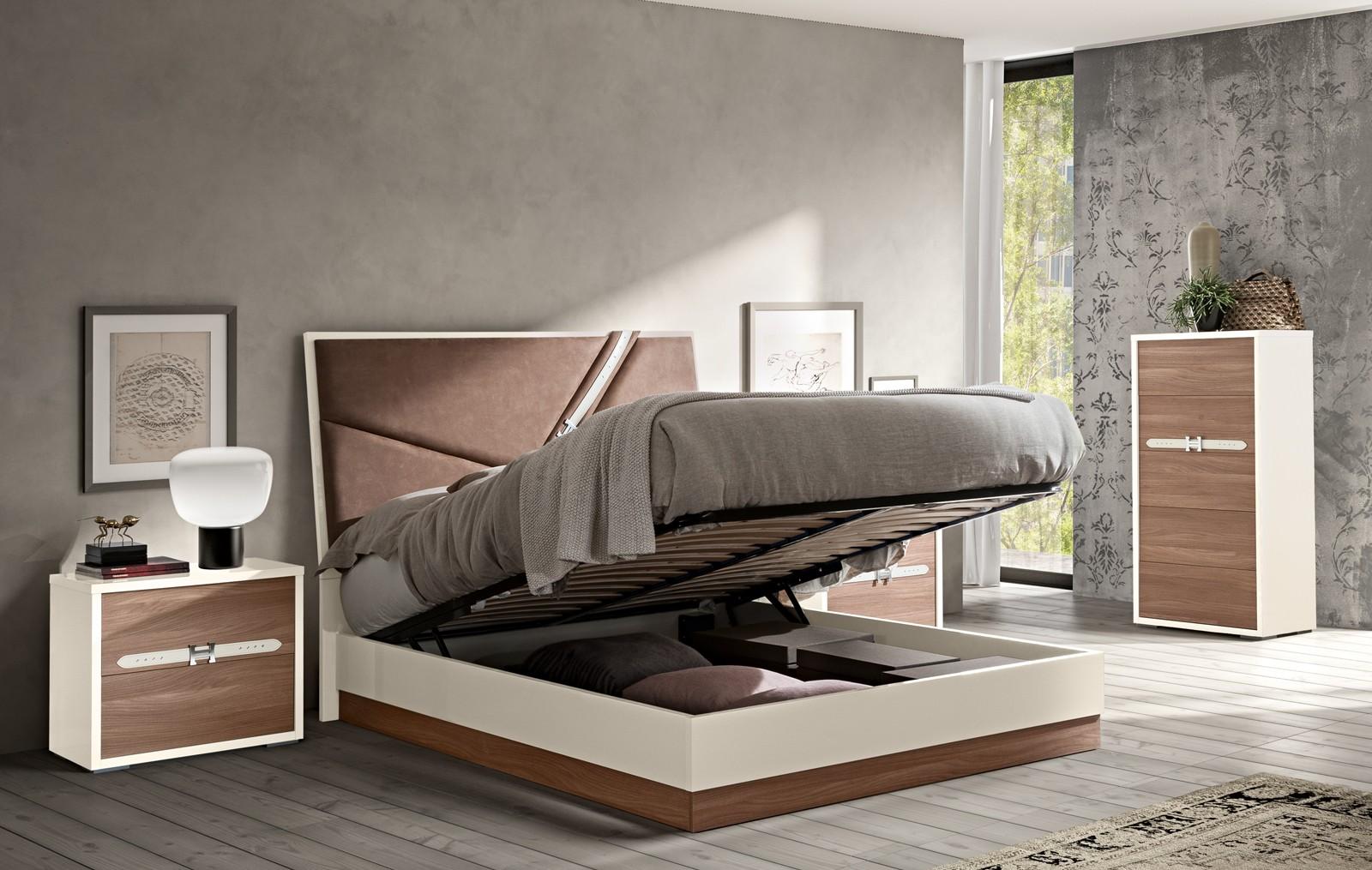 Evolution Bedroom Set By Status Italy Nova Interiors