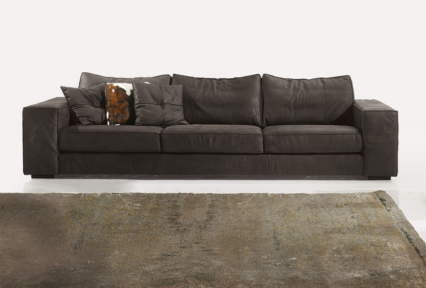 King Sofa By Gamma International in Boston NOVA Interiors