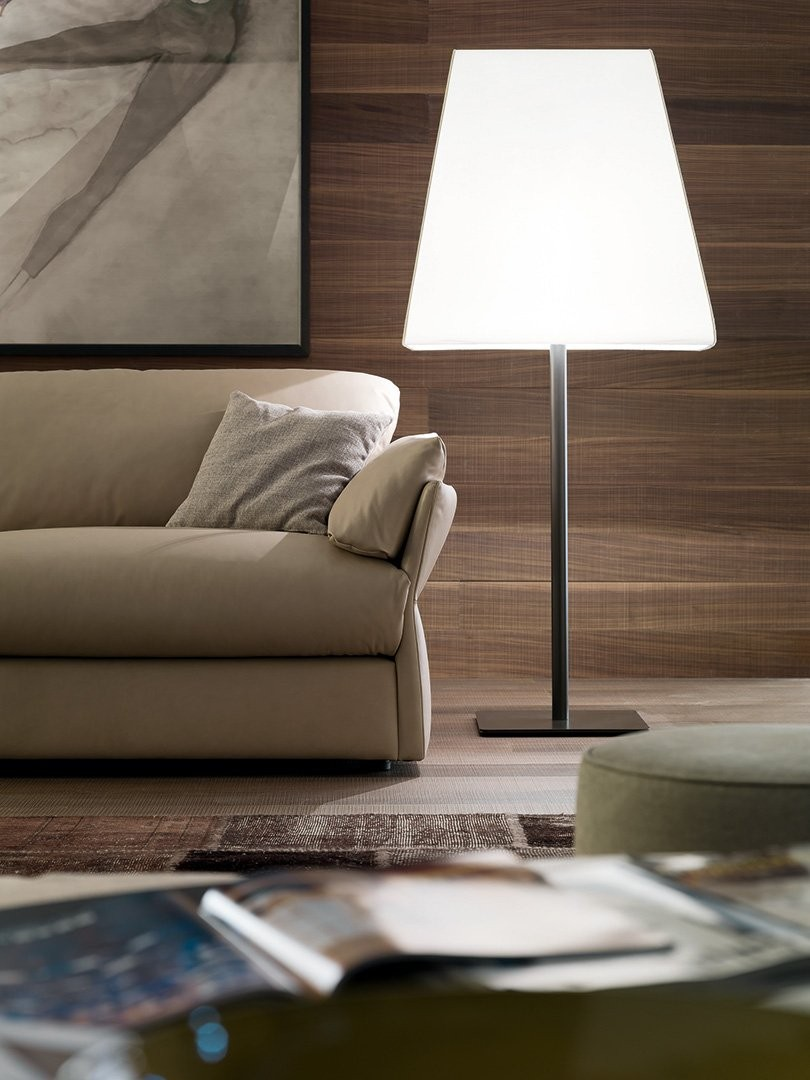 Lady T Leather Sofa By Chateau D Ax Italia Available At
