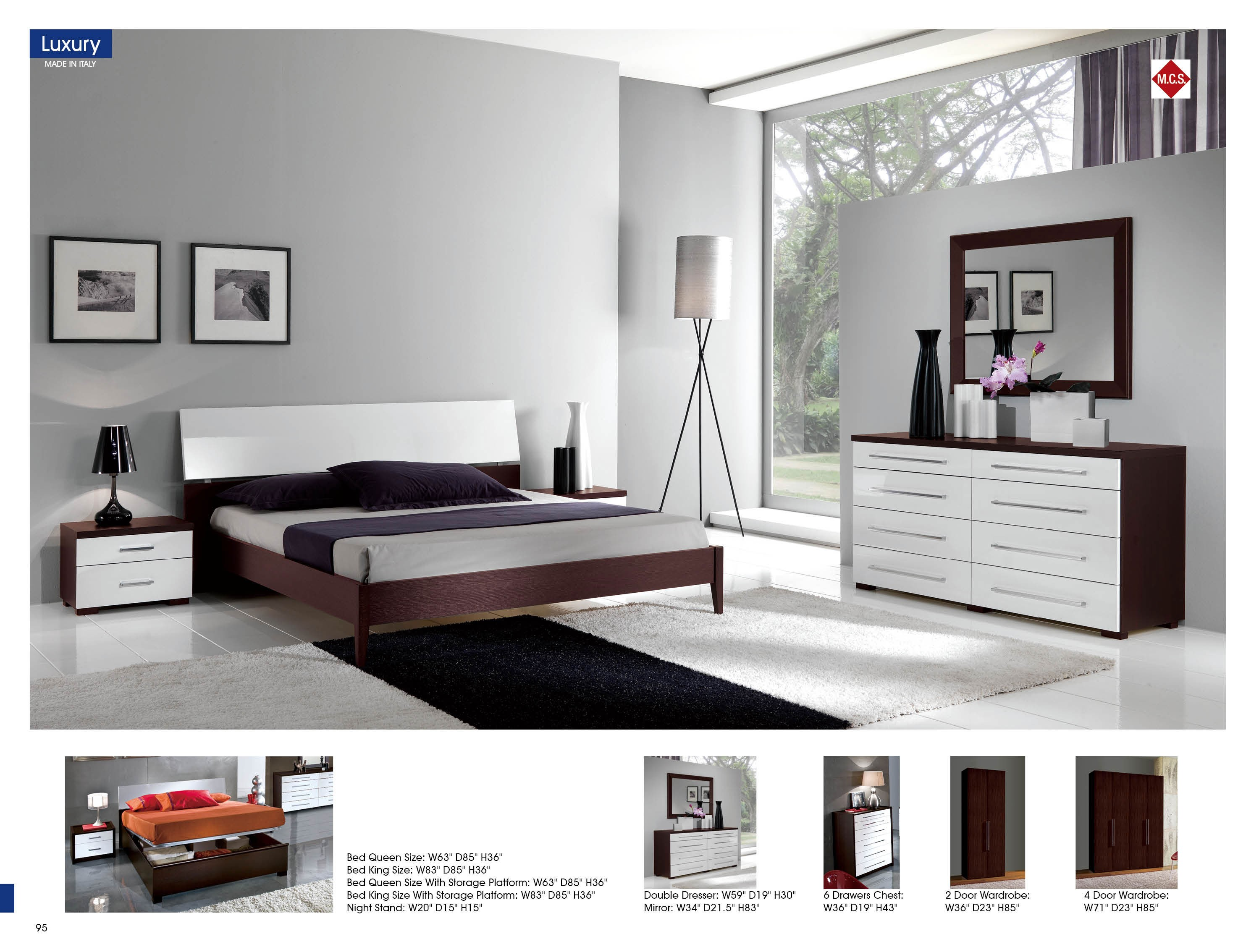 luxury bedroom set made in italy nova interiors. Black Bedroom Furniture Sets. Home Design Ideas