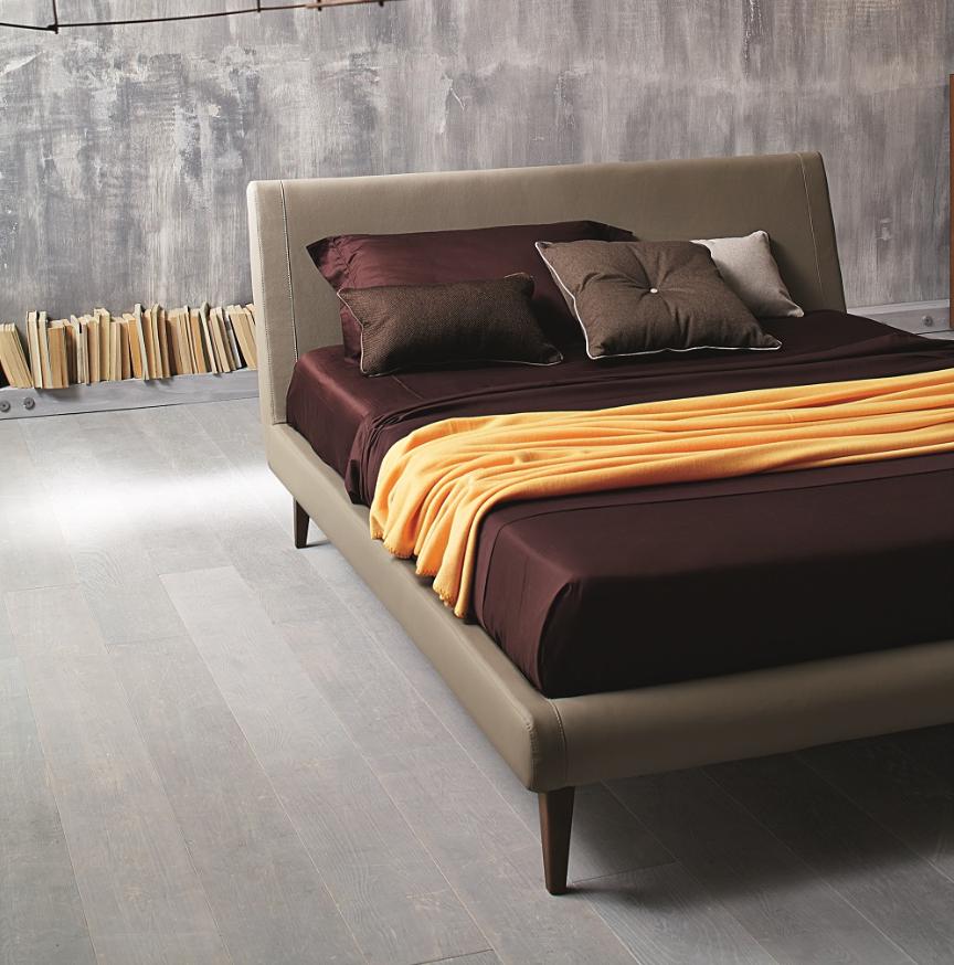 Metropolitan Platform Bed Italy Nova Interiors