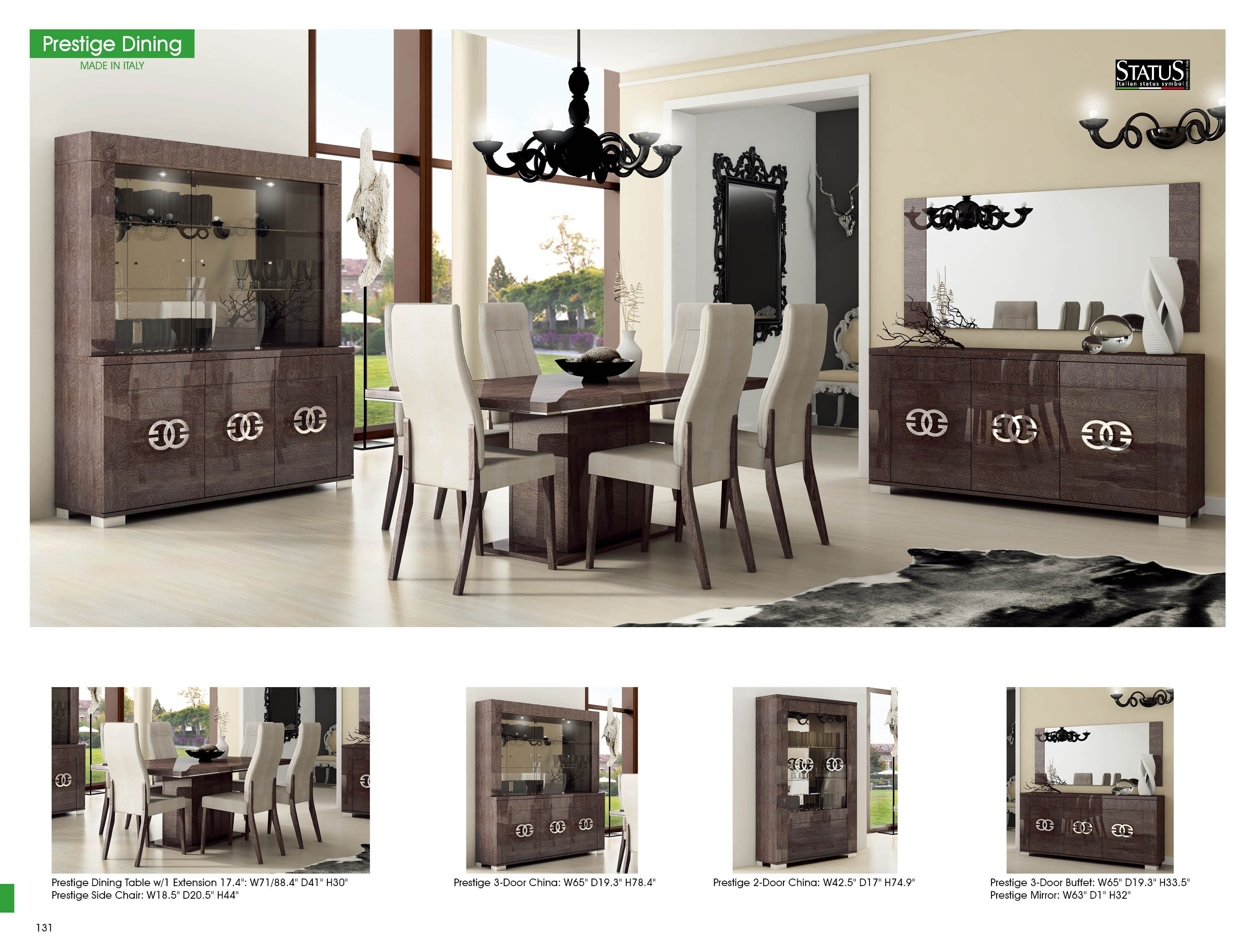 Prestige Dining Room Set