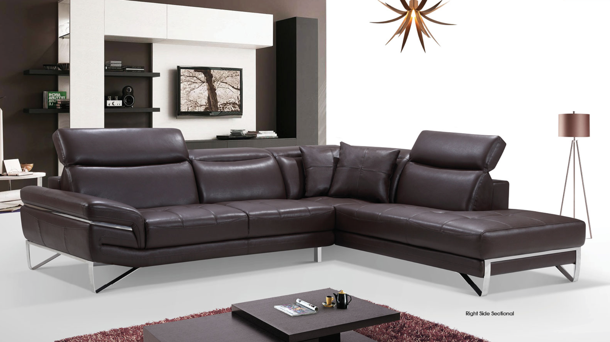 2194 Sectional By Esf Buy From Nova Interiors Contemporary