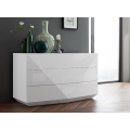 White Lacquer Wood