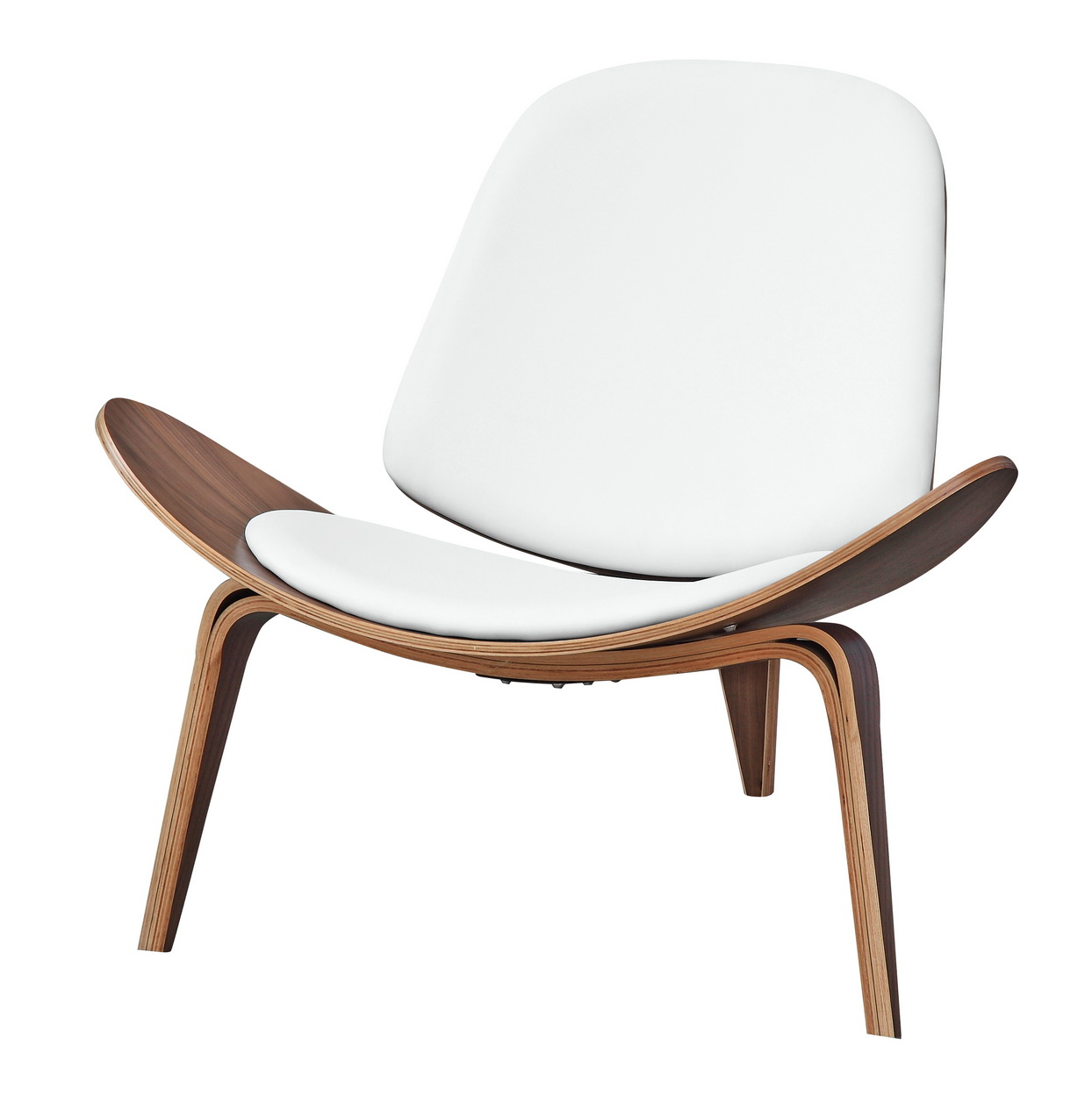 shell chair, occasional chairs, modern occasional chairs