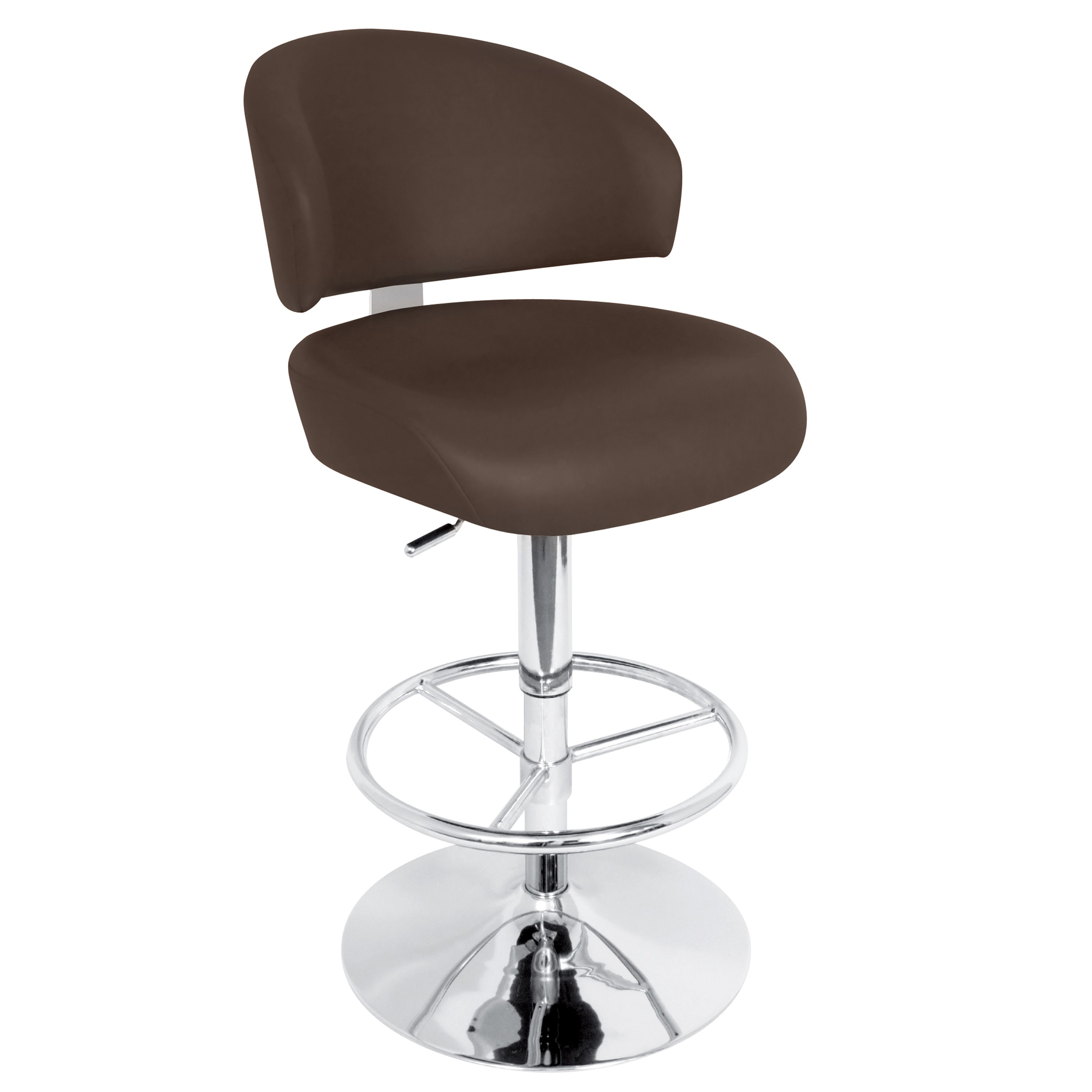 Miraculous Regent Bar Stool Ale Barstool Upholstered Leatherette Alphanode Cool Chair Designs And Ideas Alphanodeonline