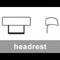 Headrest - $149.00