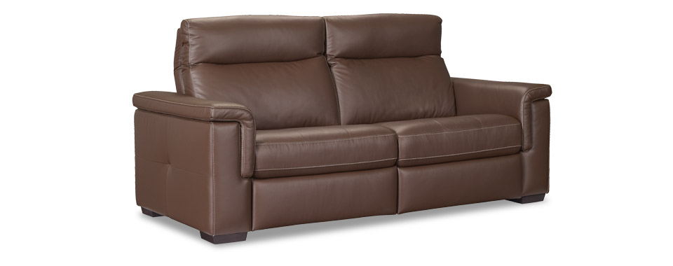 napoli contemporary leather sectional by w schillig at. Black Bedroom Furniture Sets. Home Design Ideas