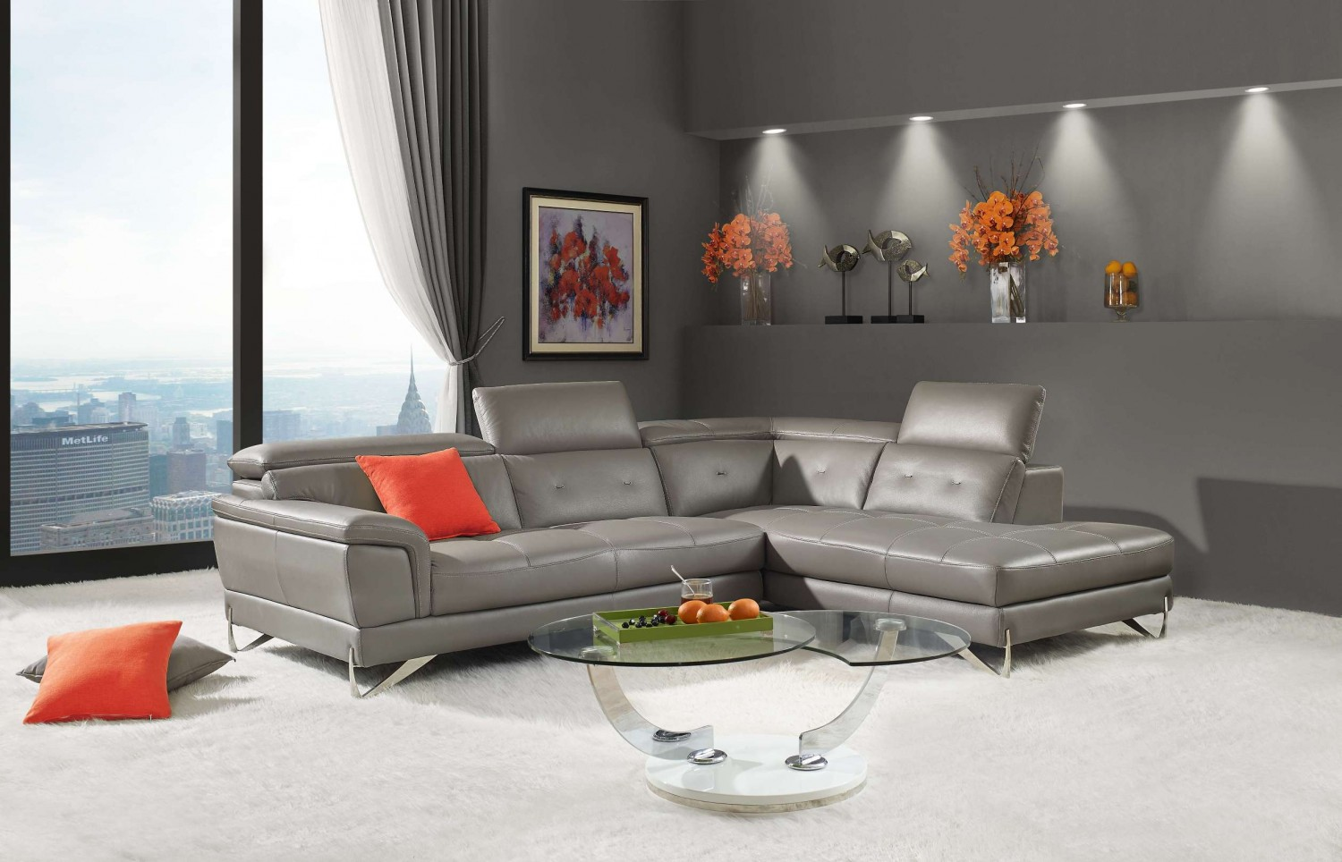 Dario Sectional Sofa