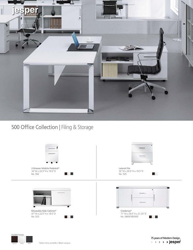 Jesper Office 500 Series