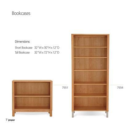 bookcase description