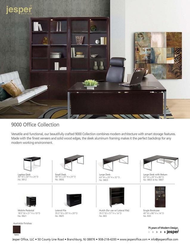 jesper office 9000 series