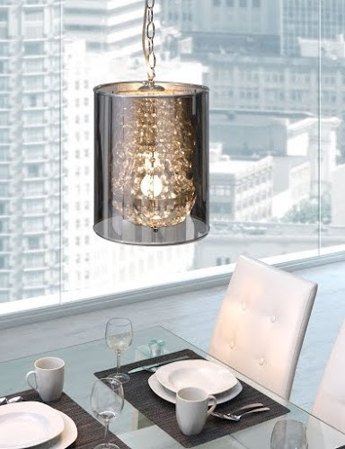 Byrion ceiling lamp by zuo mod