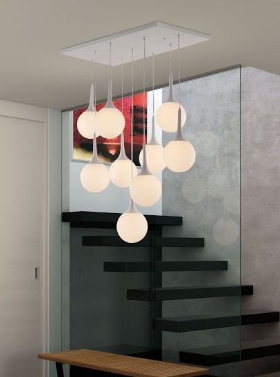 Epsilon Ceiling Lamp By ZUO MOD
