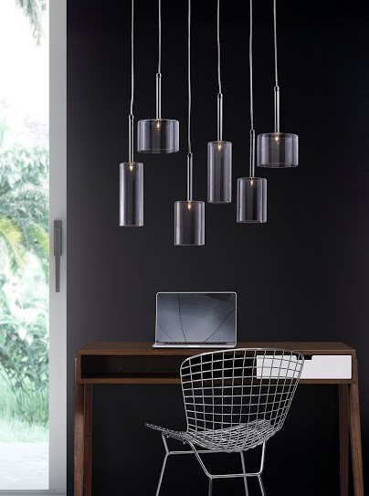 Hale Ceiling Lamp By ZUO MOD