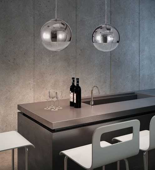 Kinetic Ceiling Lamp By ZUO MOD