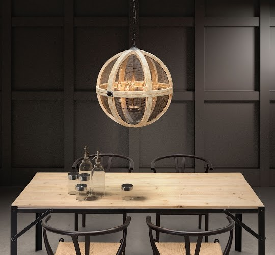 Magma ceiling lamp by zuo mod