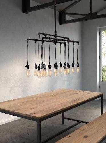 Maldonite ceiling lamp by zuo mod