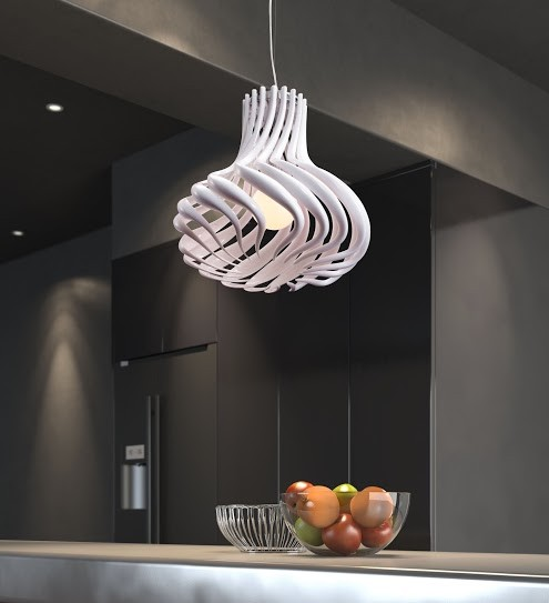tsunami ceiling lamp by zuo mod